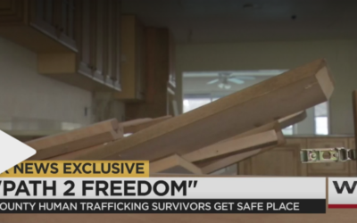 WINK News:  New safe home in Lee County for sex trafficking victims